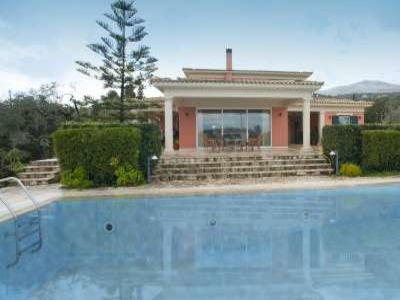 Image 1 | 4 bedroom villa for sale with 0.88 hectares of land, Kassiopi, Corfu, Ionian Islands 205796
