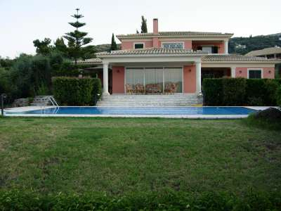 Image 4 | 4 bedroom villa for sale with 0.88 hectares of land, Kassiopi, Corfu, Ionian Islands 205796