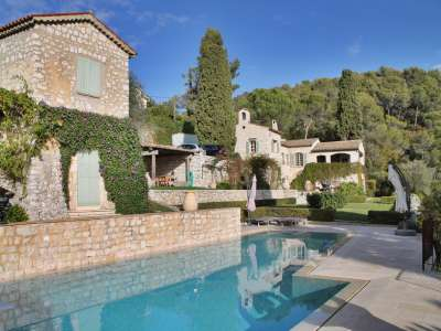 Image 1 | 6 bedroom villa for sale with 0.63 hectares of land, La Colle Sur Loup, Alpes-Maritimes 6, French Riviera 205837