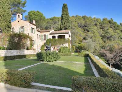 Image 2 | 6 bedroom villa for sale with 0.63 hectares of land, La Colle Sur Loup, Alpes-Maritimes 6, French Riviera 205837
