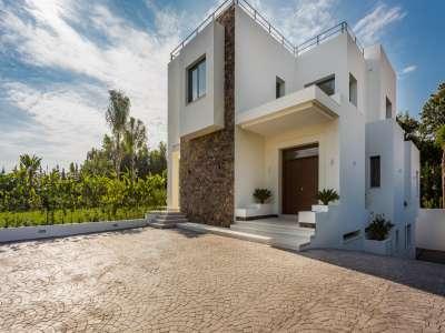 Image 15 | 5 bedroom villa for sale with 1,539m2 of land, Casasola, Estepona, Malaga Costa del Sol, Andalucia 205897