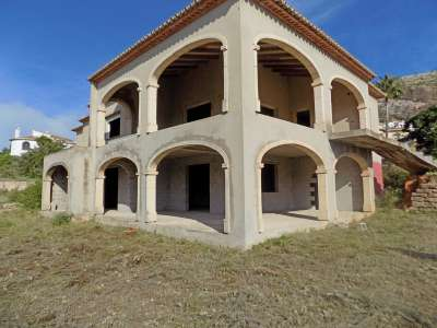 Image 2 | 3 bedroom villa for sale with 0.51 hectares of land, Benitachell, Alicante Costa Blanca, Valencia 206703