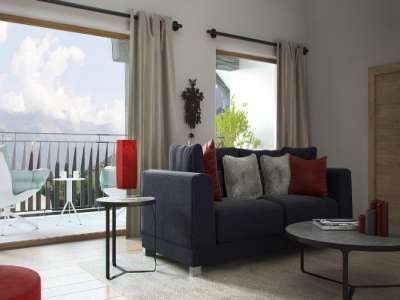 Image 1 | 1 bedroom apartment for sale, Saint Gervais les Bains, Haute-Savoie , Rhone-Alpes 206752