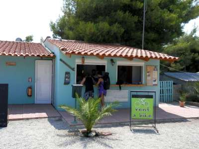 Image 6 | Beachfront Camp Site Business  for Sale  in Evia Island (Euboea)plus 3 buildings with 12 Suites, Bar Restaurant and Pool. 207029