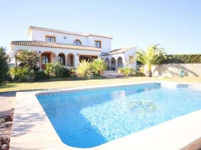 Image 1 | 3 bedroom villa for sale with 0.33 hectares of land, Benitachell, Alicante Costa Blanca, Valencia 207664