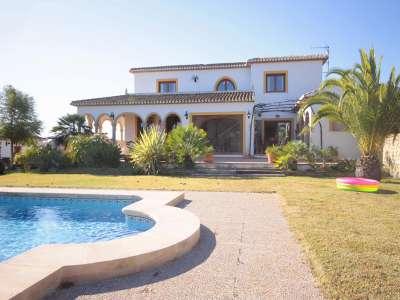 Image 2 | 3 bedroom villa for sale with 0.33 hectares of land, Benitachell, Alicante Costa Blanca, Valencia 207664