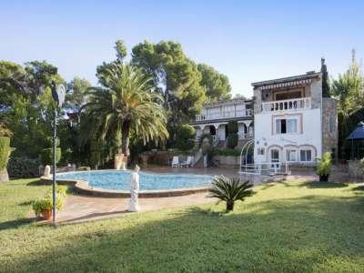 Image 1   5 bedroom villa for sale, Santa Ponsa, South Western Mallorca, Mallorca 208005