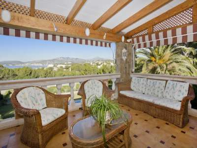 Image 2   5 bedroom villa for sale, Santa Ponsa, South Western Mallorca, Mallorca 208005