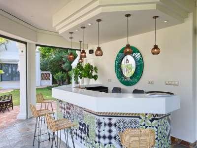 Image 29 | 11 bedroom villa for sale with 0.58 hectares of land, Guadalmina Baja, Guadalmina, Malaga Costa del Sol, Andalucia 208027