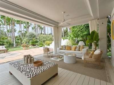 Image 31 | 11 bedroom villa for sale with 0.58 hectares of land, Guadalmina Baja, Guadalmina, Malaga Costa del Sol, Andalucia 208027