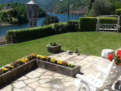 Image 3 | 4 bedroom villa for sale with 800m2 of land, Ossuccio, Como, Lake Como 208177