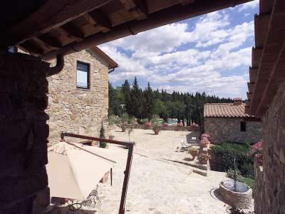 Image 3 | 10 bedroom villa for sale with 3 hectares of land, Barberino, Florence, Chianti 208302