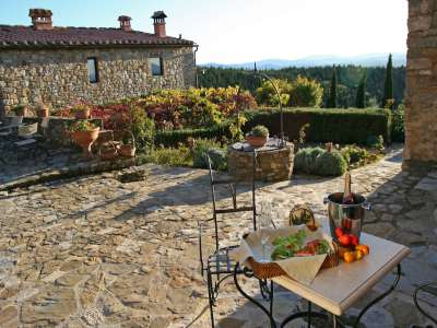 Image 6 | 10 bedroom villa for sale with 3 hectares of land, Barberino, Florence, Chianti 208302