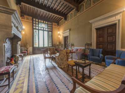 Image 23 | 10 bedroom farmhouse for sale with 180 hectares of land, Arezzo, Chianti 208306