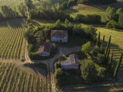 Image 3 | 10 bedroom farmhouse for sale with 180 hectares of land, Arezzo, Chianti 208306