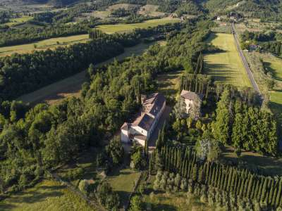 Image 9 | 10 bedroom farmhouse for sale with 180 hectares of land, Arezzo, Chianti 208306