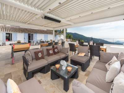 Image 3 | 6 bedroom villa for sale with 10.2 hectares of land, Tanneron, Var , French Riviera 208483