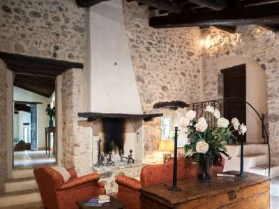 Image 17 | Superb Umbrian Villa with 10 bedrooms and Pool  for Auction in Spoleto area. 208592