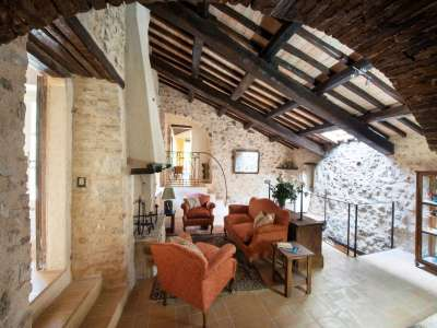 Image 18 | Superb Umbrian Villa with 10 bedrooms and Pool  for Auction in Spoleto area. 208592