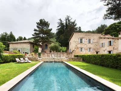 Image 3 | Superb Umbrian Villa with 10 bedrooms and Pool  for Auction in Spoleto area. 208592