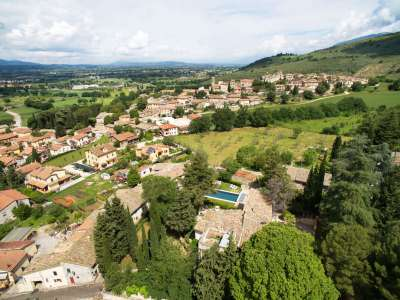 Image 5 | Superb Umbrian Villa with 10 bedrooms and Pool  for Auction in Spoleto area. 208592