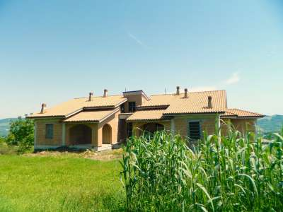 Image 20 | 8 bedroom villa for sale with 1 hectares of land, Amandola, Fermo, Marche 208692