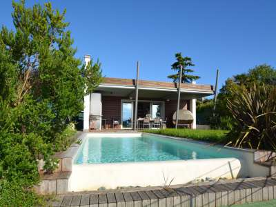 Image 3   Pretty Waterfront Villa for Sale in Lasize - Pacengo, Lake Garda with Pool 208939