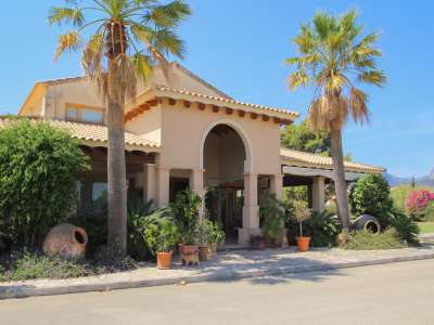 Image 1 | 10 bedroom hotel for sale with 3 hectares of land, Lloseta, Central Mallorca, Mallorca 209064