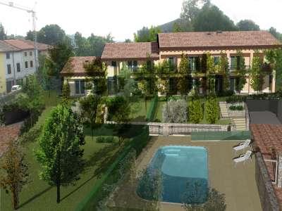 Image 1 | 2 bedroom apartment for sale with 120m2 of land, Cola di Lazise, Lazise, Verona, Lake Garda 209191