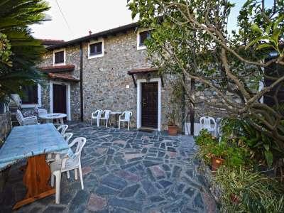 Image 1   6 bedroom villa for sale, Bordighera, Imperia, Liguria 209295
