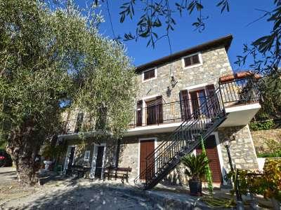Image 3   6 bedroom villa for sale, Bordighera, Imperia, Liguria 209295