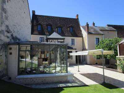 Image 1 | 7 bedroom French chateau for sale with 0.25 hectares of land, Lavardin, Vendome, Loir-et-Cher , Loire Valley 209304
