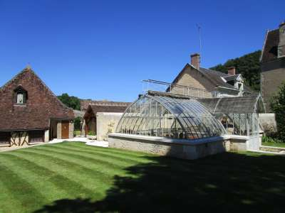Image 4 | 7 bedroom French chateau for sale with 0.25 hectares of land, Lavardin, Vendome, Loir-et-Cher , Loire Valley 209304