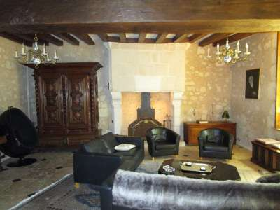 Image 9 | 7 bedroom French chateau for sale with 0.25 hectares of land, Lavardin, Vendome, Loir-et-Cher , Loire Valley 209304