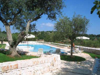Image 1 | Large Trulli Complex for Sale with Pool, close to Locorotondo in Puglia. Italy 209395
