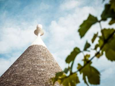 Image 30 | Large Trulli Complex for Sale with Pool, close to Locorotondo in Puglia. Italy 209395