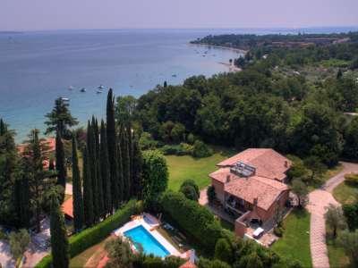 Image 1 | 9 bedroom villa for sale with 1 hectares of land, Manerba del Garda, Brescia, Lake Garda 209592
