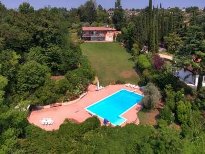 Image 5 | 9 bedroom villa for sale with 1 hectares of land, Manerba del Garda, Brescia, Lake Garda 209592