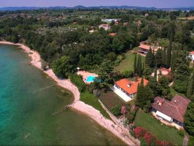 Image 8 | 9 bedroom villa for sale with 1 hectares of land, Manerba del Garda, Brescia, Lake Garda 209592