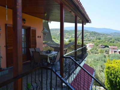 Image 13 | Beautiful villa for Sale which sleeps 12 close to the sea in Agiokampos, Greece 209614