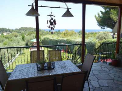 Image 15 | Beautiful villa for Sale which sleeps 12 close to the sea in Agiokampos, Greece 209614