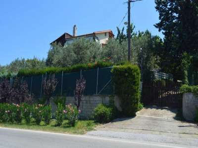 Image 28 | Beautiful villa for Sale which sleeps 12 close to the sea in Agiokampos, Greece 209614