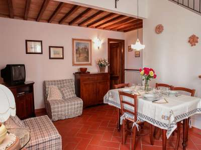 Image 8   7 bedroom villa for sale with 10 hectares of land, Montaione, Florence, Chianti 209773