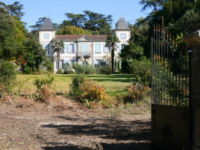 Image 3 | 6 bedroom French chateau for sale with 2.24 hectares of land, Vic Fezensac, Gers , Gascony 210077