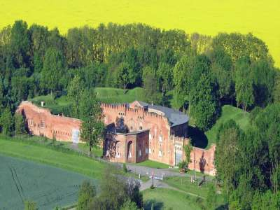 Image 8 | Spectacular Fort with 25 Bedrooms in the Czech Republic for Sale with Restaurant and Events Facilities 210134