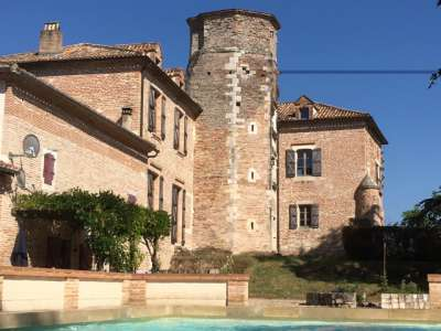 Image 6 | Historic French Chateau for Sale in   Gascony with Comfortable Living Space  and Income Potential 210148
