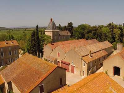 Image 34 | 10 bedroom French chateau for sale with 10.5 hectares of land, Nissan lez Enserune, Herault , Languedoc-Roussillon 210311
