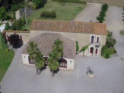Image 35 | 10 bedroom French chateau for sale with 10.5 hectares of land, Nissan lez Enserune, Herault , Languedoc-Roussillon 210311