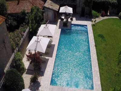 Image 4 | 10 bedroom French chateau for sale with 10.5 hectares of land, Nissan lez Enserune, Herault , Languedoc-Roussillon 210311