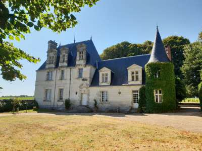 Image 1 | 13 bedroom French chateau for sale with 21 hectares of land, Blere, Indre-et-Loire , Loire Valley 210450